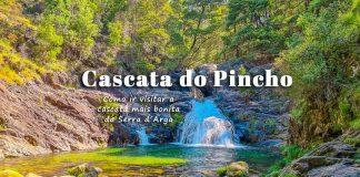 Cascata do Pincho | Serra d'Arga: como ir visitar e dica de trilho