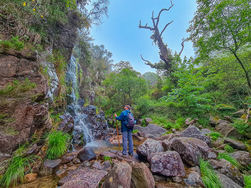 Trilho da Preguiça   Gerês: percurso pedestre para visitar a Cascata da Laja e Leonte