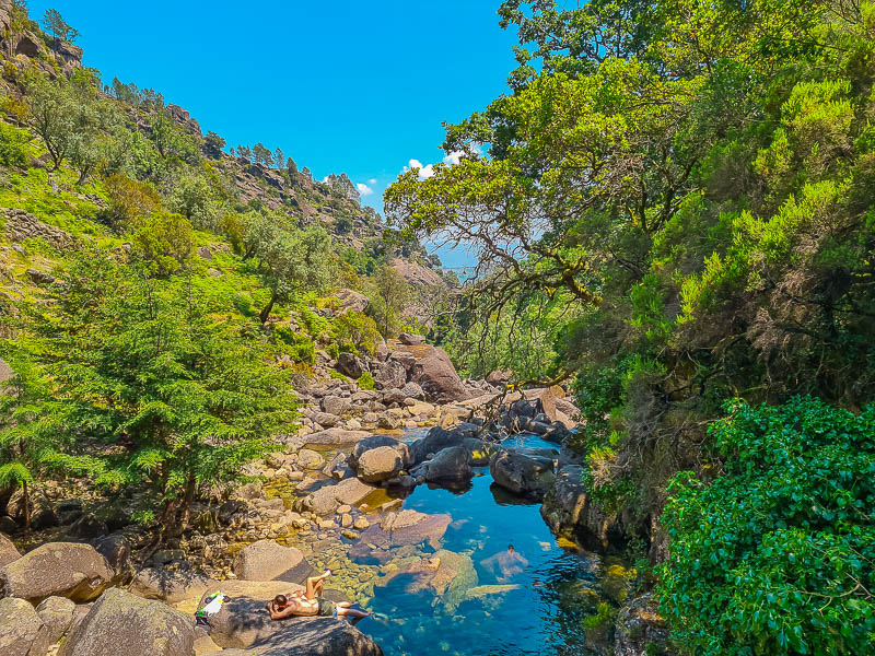 Ermida (Gerês): o que visitar | Miradouros, Cascatas, Lagoas e Trilhos